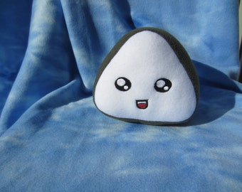 Shiny Eyed Squeaky Minigiri Rice Ball