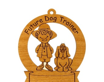 Future Dog Trainer Personalized with Your Child's Name
