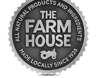 "Custom Farm Fresh Sign 20"" D by Atlas Signs and Plaque"