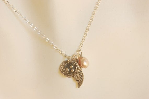 Leaving the Nest Necklace