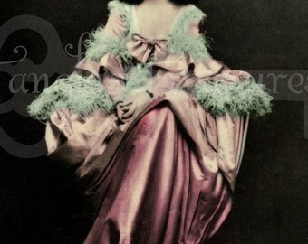 "Vintage Photograph ""Gwyneth"" Digital Image - Commercial Use"