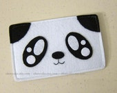 "iPod touch sleeve, ipod touch case, ipod case, ipod sleeve, ipod 4 case, ipod 5 case, ipod touch 5 case, ipod touch 4 case, ""panda design"""