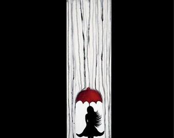 Rain by Kristen Dougherty