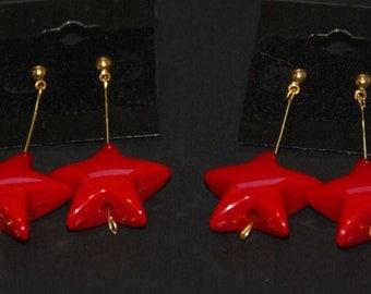 Sailor Mars Cosplay Earrings