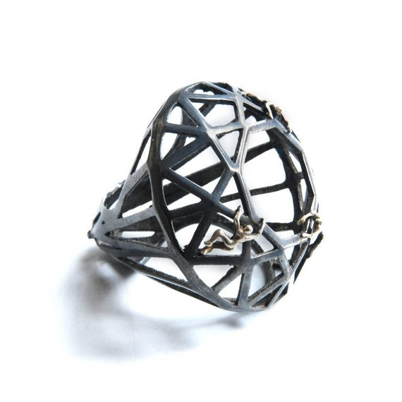 Diamond Addiction (Comes with Climbing Man Pin Gift )