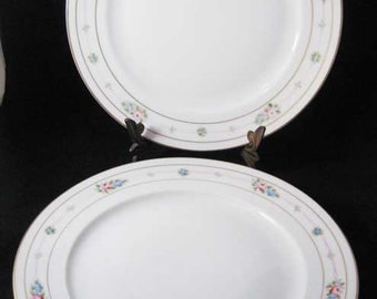 Nippon Meito China Luncheon Plates(2)MEI208