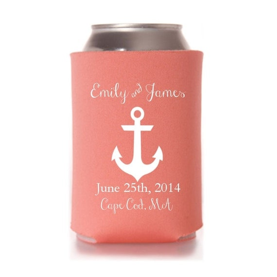 Beach Wedding Favors: Beach Wedding Favors Nautical Anchor Personalized Wedding