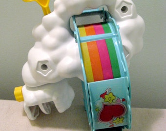 Vintage Care Bears Crib Toy Music Box