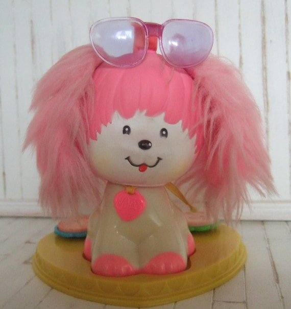 Magazine, Poochie toys into Unknown