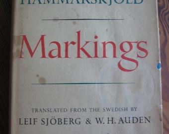 Markings DAG HAMMARSKJOLD 1965 Knopf