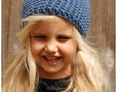 Crochet PATTERN-The Jazlinn Hat (12/18 months, Toddler, Child, and Adult sizes)