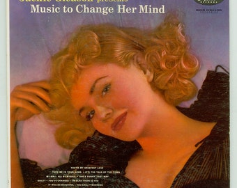 Jackie Gleason Presents Music to Change Her Mind Seduction Music fifties style Vintage Vinyl Record from 1956 Capitol HIFi LP