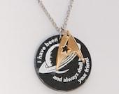 Star Trek Starfleet Insignia Pendant Necklace