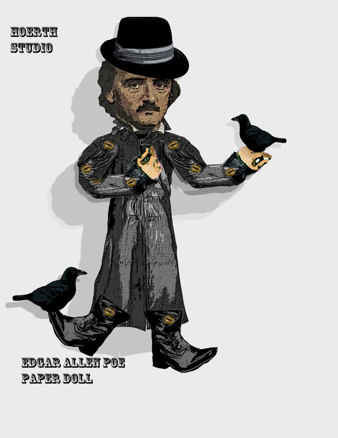 thesis on edgar allen poe Sources and outline thesis: edgar allan poe went through hardships and was very misfortunate, and this led to some very dark poetry that is known around the world now.