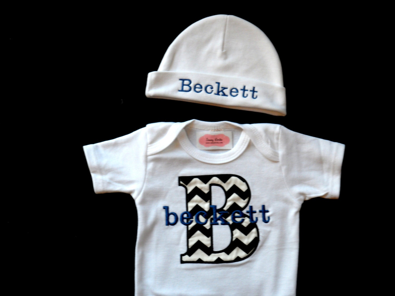 Personalized Baby Boy Clothes Newborn Boy Take Home by ...