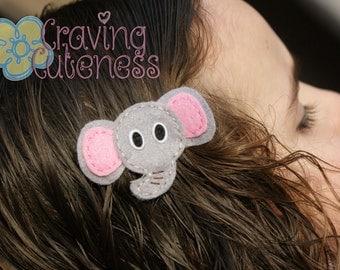 Elephant Hair Clip - Miss Elisa