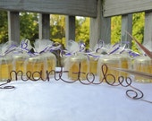 Meant To Bee Table Sign, Engagement Party Decorations, Wedding Table Decor