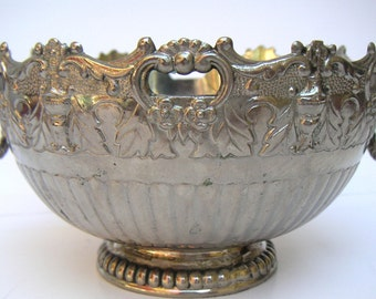 Vintage  Bowl,Silver Plated,Small Bowl,Tea Table,Tea Time. FREE SHIPPING