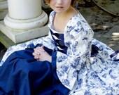 Bluebird Colonial Dress
