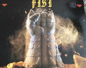 """Fist """"Thunder In Rock"""" 1981 Vinyl"""