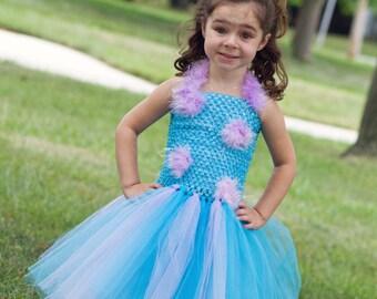 Sully Inspired Tutu Dress Costume