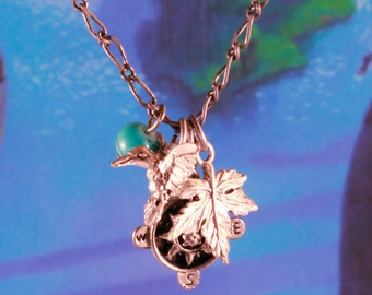 "Pocahontas 30"" Charm Necklace"