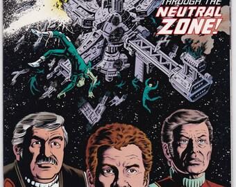1993 Star Trek Number 47 April DC Comics
