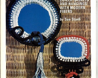 Basketry II  Craft Pattern Book MAC 402