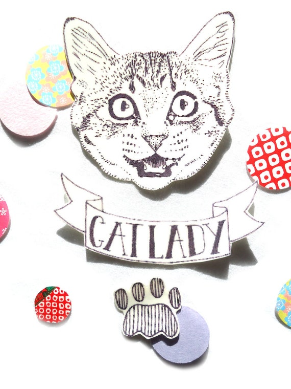 Cat lady temporary tattoo for Cat lady tattoo