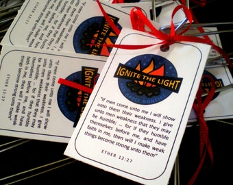 Ignite the Light - Handout