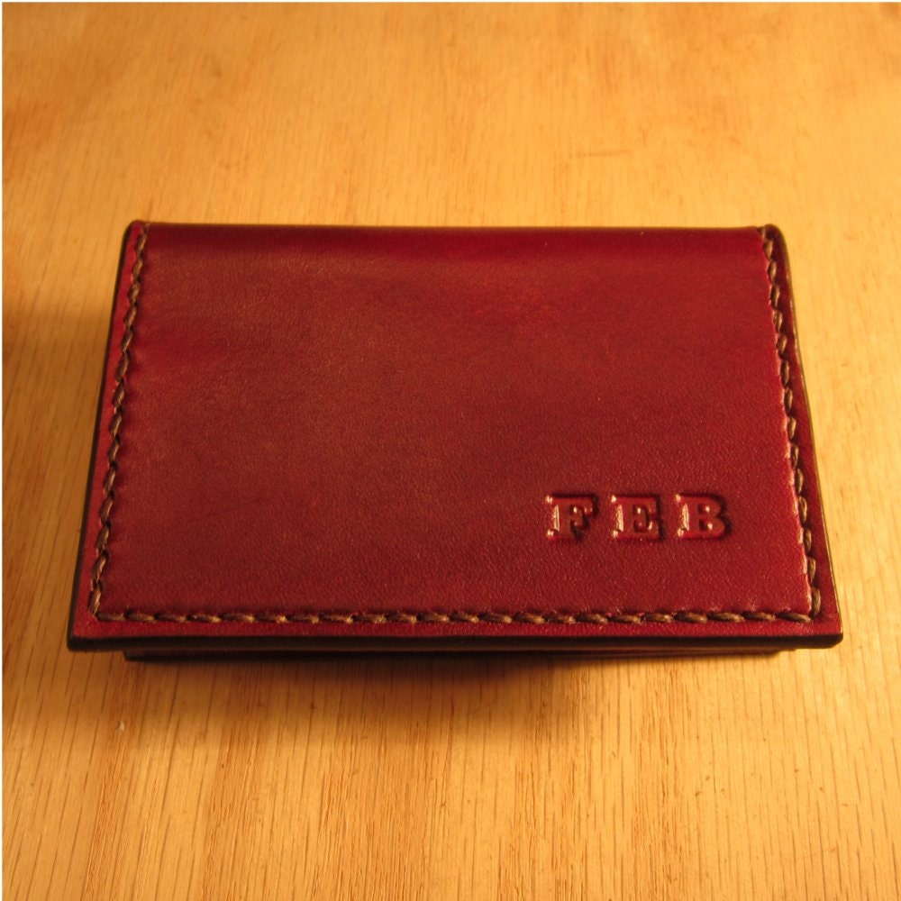 Leather Business Card Holder Leather Card Case Business Card