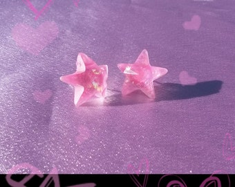 Galactic Starburst Earrings