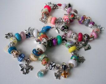 European Charm Bracelets