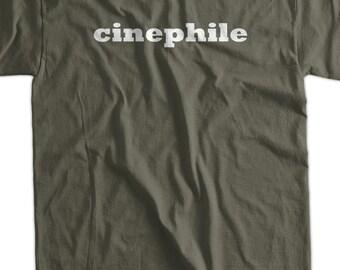 Funny Movie Tshirt T-Shirt Cinephile Tee Shirt Mens Womens Ladies Youth Kids Geek Funny film