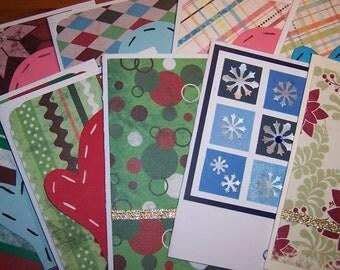 SALE!! Handmade Greeting Card Assortment, 10/pk