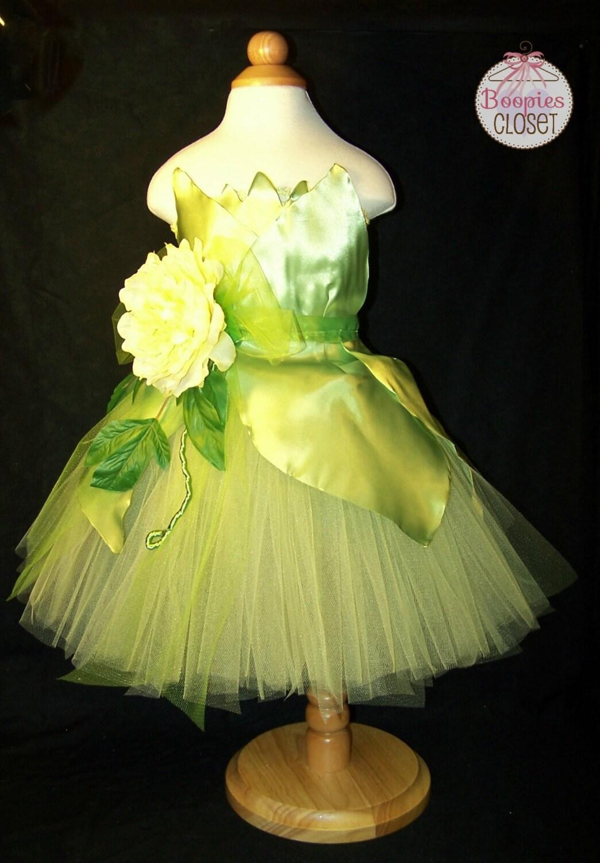 Limited Quantity New Orleans Princess Tutu Tiana Dress Up