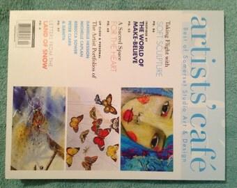 Somerset Studio Artists Cafe Magazine 2011 Volume 5