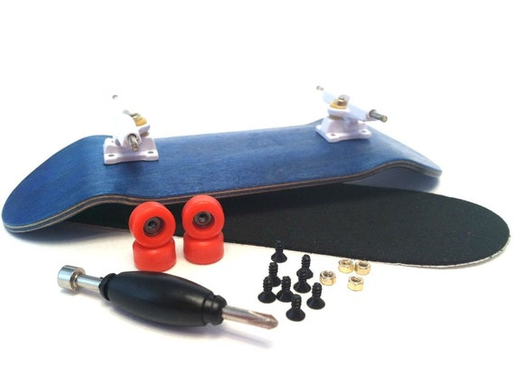 how to make fingerboard trucks and wheels