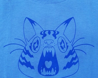 Screaming Cat T-Shirt