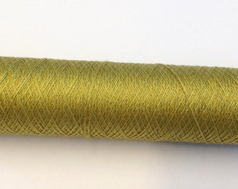 Tudor Style Silk Thread for Renaissance/Elizabethan Reenactment - Olive Green