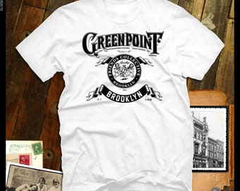Greenpoint  Brooklyn N.Y.  T-shirt