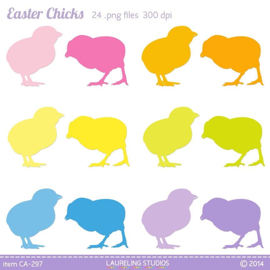 Baby Chickens Clipart Easter chick clipart, chicken