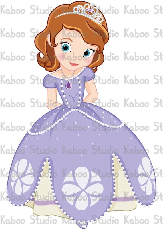 princess sofia free clip art - photo #32