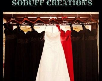 5 custom hangers