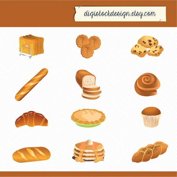 Bakery Clipart Bakery Clipart Food