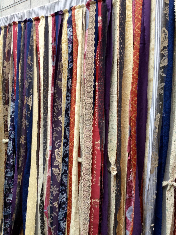 Steampunk Shower Curtain Goth Victorian Gypsy Renaissance