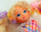 Vintage Lady Lovely Locks Doll from 1986 made by Those Characters from Cleaveland