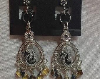Twisted Rope Earrings
