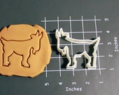 Goat Cookie Cutter Made to order B0109