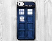 Doctor Who iPhone 5c case, Tardis iPhone 5c hard cover, Police Box cover skin case for iphone 5c (Hard / Rubber Case)